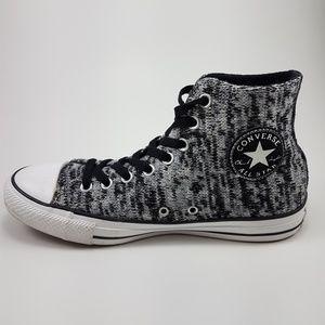 Converse All Star Chuck Taylor High Top Gray Camo